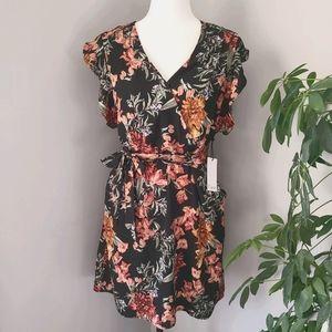 NWT Dex adore floral dress